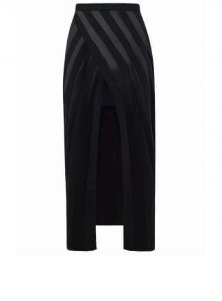 The new classic: the Fiorina black skirt