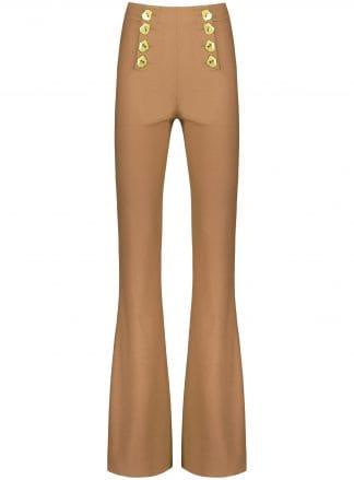 Violante Nessi Matisse camel trousers